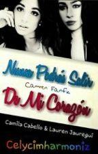 Nunca podrás salir de mi corazón - Camren (Mini Fanfic Terminada) by CELYCIMHARMONIZ