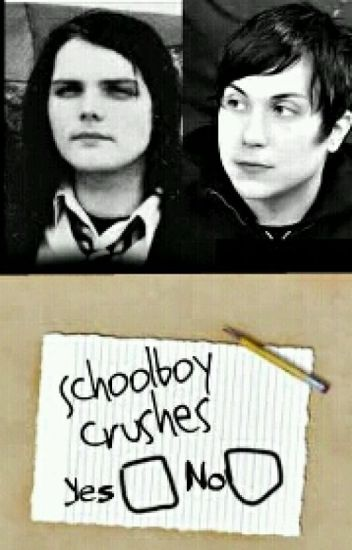 Schoolboy crushes