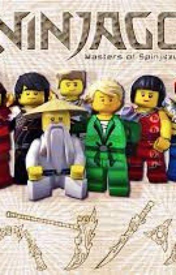 The Mysterious Ninja (A Lego Ninjago Fanfic)