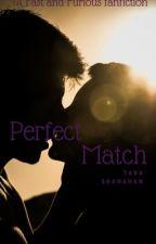 Perfect Match by ThatShortMarvelGirl