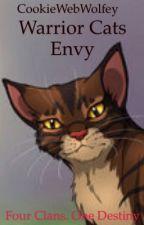 Warrior Cats~Envy by CookieWebWolfey