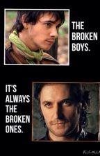 The Broken Boys. by Georgina1324605013