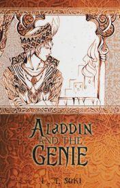 Aladdin and The Genie by lumierutsuki