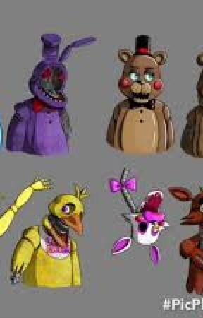 The Animatronic (Or Night Guard) X Reader Files - ~Bonnie X