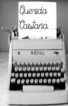 Querida Castaña...»Hermione Granger. by PrincessOfNeverLand-