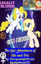 The Epic Adventures of Elle and Tris by LegallyBlonde222