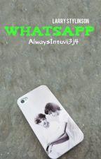 Whatsapp. - larry stylinson by AlwaysIntuvi3j4