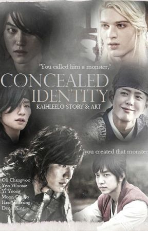 Concealed Identity - EDITING by KaihleeLo