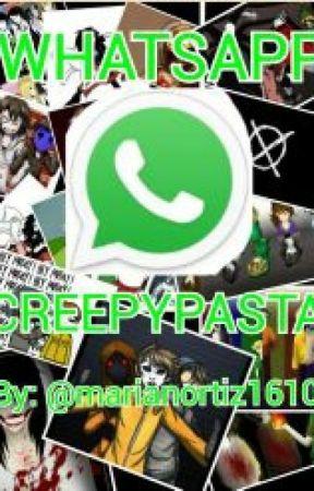 Whatsapp Creepypasta by MarianOrtiz25