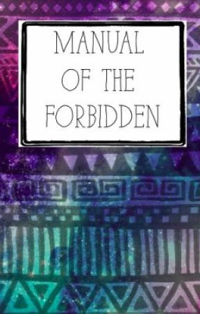 Manual of the Forbidden by anaisMP