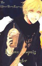 I love senpais sister (Kise Ryōta love story) by lStrawBerryEmpressl
