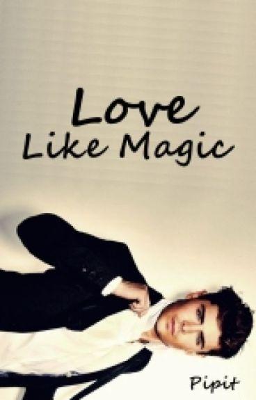 Love Like Magic(Reavens Family 4)