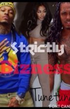 Strictly Bizness by divinebelladonna