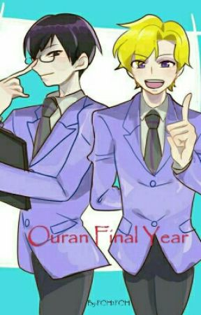 Ouran's  Final Year by POH2POH