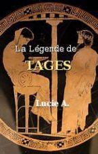 La Légende de Tagès by luce-story