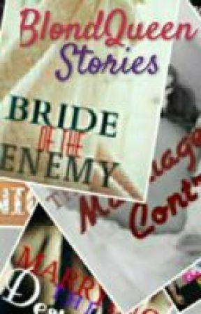 Stories of Mine by BlondQueen
