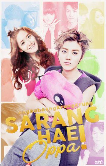 Saranghae Oppa! (LuYoon)
