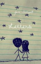 Letters {Watty Awards 2013 Winner} by Jane_Inkspill