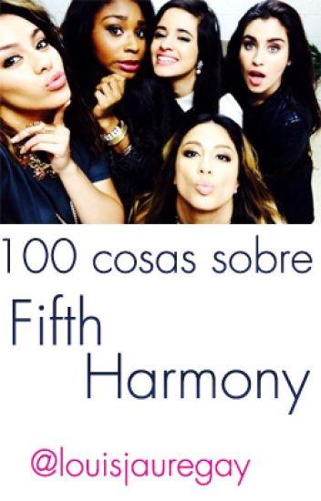 100 cosas de Fifth Harmony.