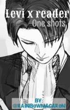 Hey idiot, I love you (LevixReader Oneshot) by rainbowmacaron
