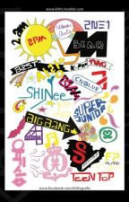 KPOP LYRICS with Special Updates & Fun Facts [Compilation] by blackpearlrhone