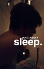 Sleep . Phan . by hurtingg_