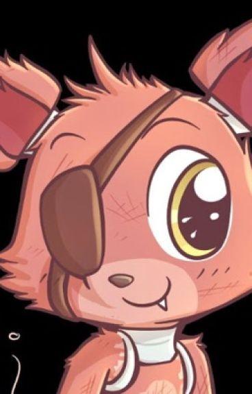 Feel for Foxy (foxy x reader)