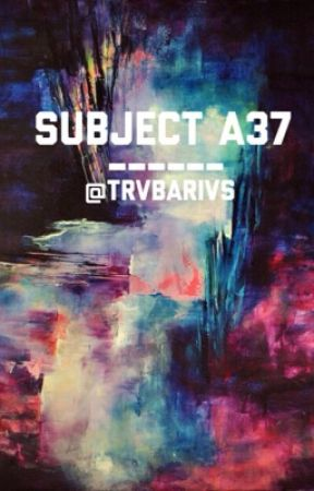 Subject A37 by trvbarivs