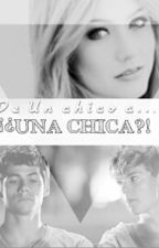 De un chico a... ¡¿UNA CHICA?! (Newtmas. The Maze Runner) by AnetteAcosta