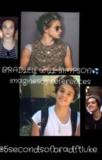 Brad Simpson imagines and preferences by simpsonsgirlxo