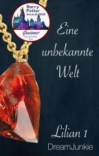 Der Stein der Weisen - Lilian I by DreamJunkie