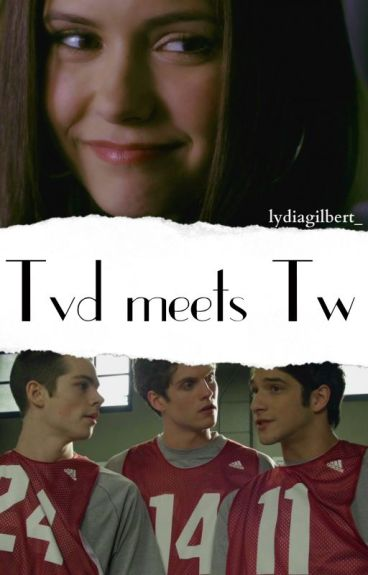 TVD meets TW (UNDER EDITING)