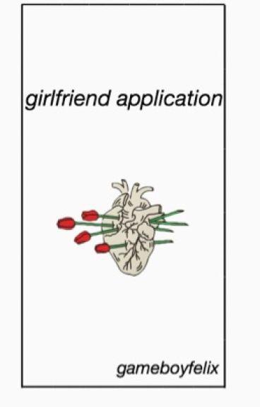 Girlfriend application markiplier x reader