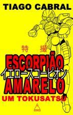 Escorpião Amarelo by TiagoCabral8