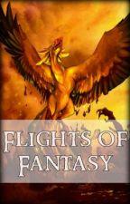 Flights of Fantasy - The Pub Fantasy Smackdowns by TheOrangutan
