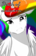Death of a alicorn by rainbow_step_