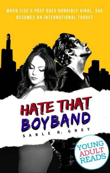Hate That BoyBand (h.s fanfic)