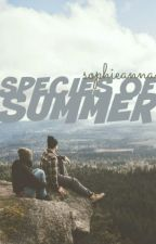 Species of Summer by sophieanna