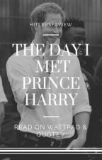 The Day I Met Prince Harry by HitlersFavJew