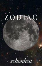 zodiac || e. drum - au by schonheit