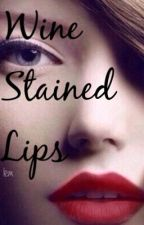 Wine Stained Lips by iconfxss