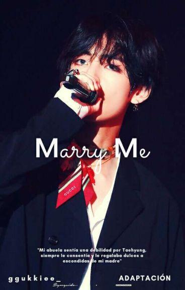《Terminada》мarry мe ♥ (TaeHyung & Tn)