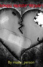 A Broken Heart Being Fixed by awkwarfan