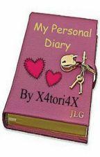 My Personal Diary by x4tori4x