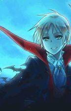 hetalia vampire england by kotoriitsuka123