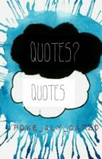 Quote Book by _Aly_Cat20