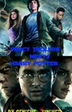 Percy Jackson Meets Harry Potter by Genieve_Juniver