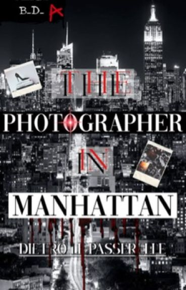 The photographer in Manatthan |Ian Somerhalder| IN REVISIONE