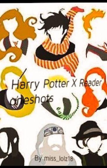 Harry Potter X Reader One-shots