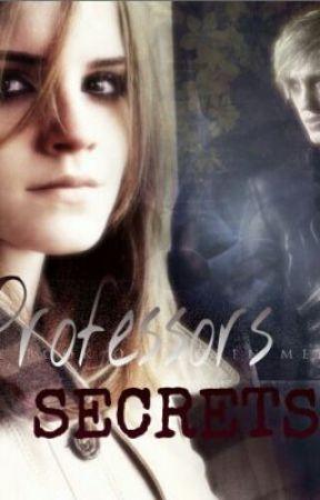 Professors Secrets (Hermione/Draco) by HollowRoses